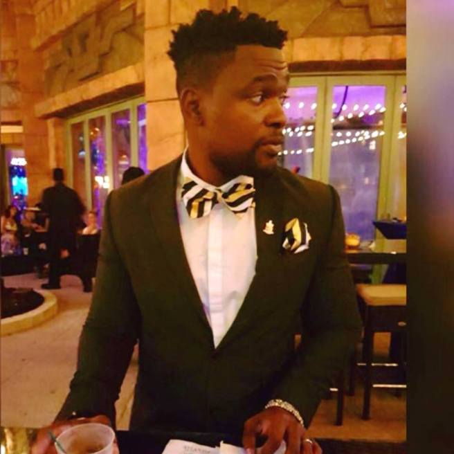 Nigga got married and hasn't combed his hair since. Y'all pray for him