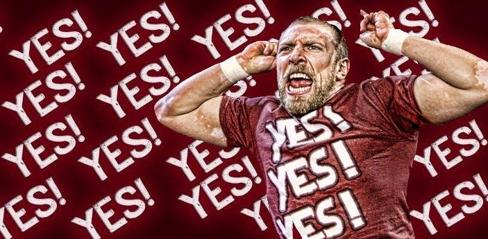 Daniel Bryan Is Back Yes Yes Yes 10th Year Seniors