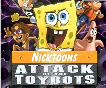 Nicktoons, Spongebob, Character Animation