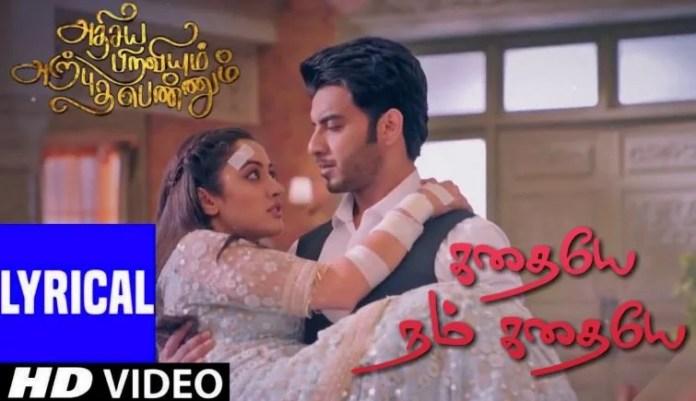 Adhisaya Piraviyum Arpudha Pennum Serial Song Lyrics