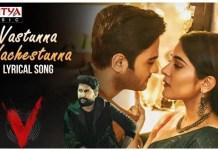 Vasthunnaa Vachestunna Song Lyrics