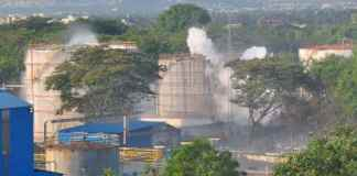 Vizag Gas Leak Videos Photos