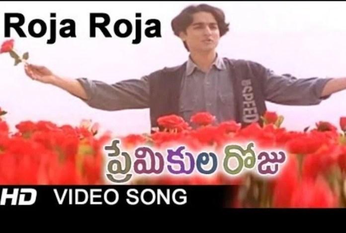 Roja Roja Song Lyrics
