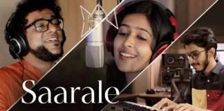 Saarale Vizhigalil Song Lyrics