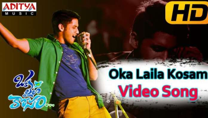 Oka Laila Kosam Song Lyrics