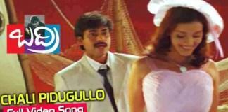 Chali Pidugullo Song Lyrics