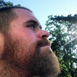 Beardosynthesis was Discovered by Sean M O'Rourke, One day Sean Said If plants can do it, Why cant my thy BEARD!