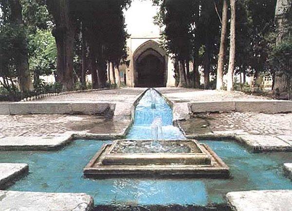 Bagh E- Fin, Kashan, Iran