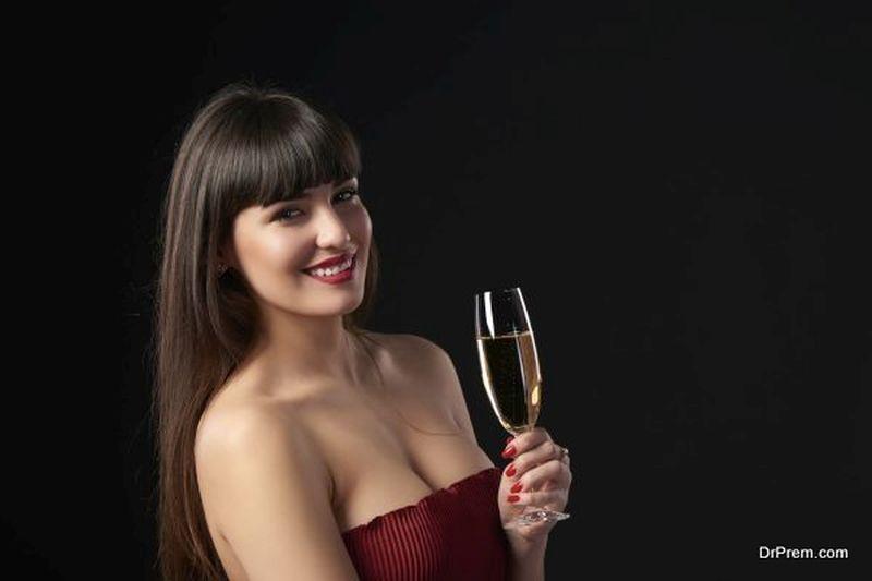 Enjoy a Bubbly Champagne