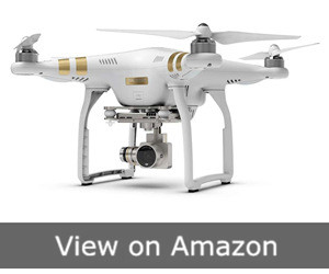 DJI Phantom 3 Professional drone camera