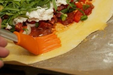 Pizza calzone 11