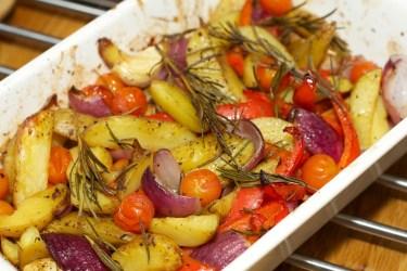 Aardappels uit de oven 15