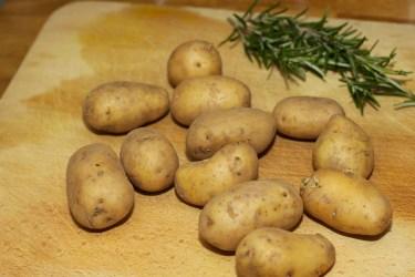 Aardappels uit de oven 2