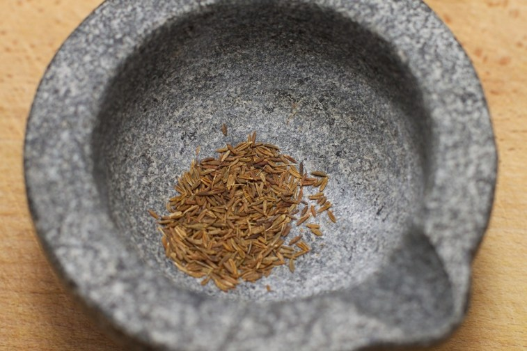 Madras currypasta 1
