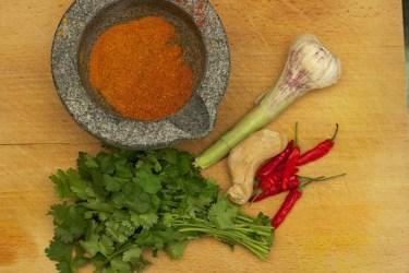 Madras currypasta 8