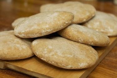 Pita broodjes 32