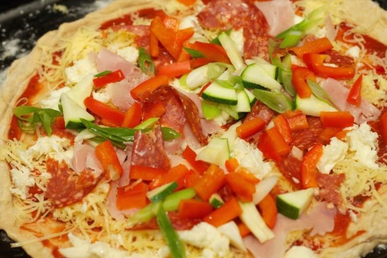 Pizza Capriciosa 1