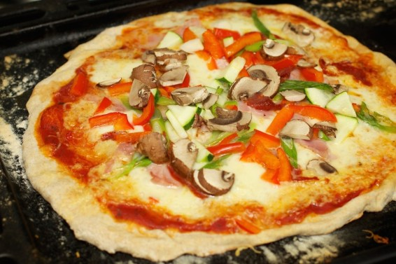Pizza Capriciosa 5