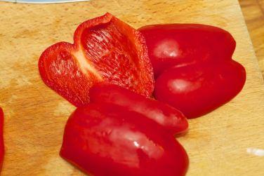 Pasta met tomatensaus 34