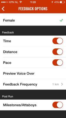 Nike Running app 17