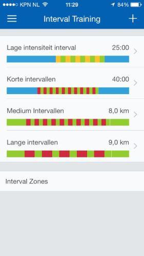 Runtastic Pro app 13