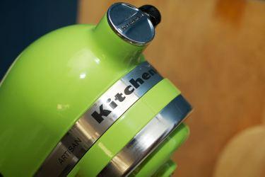 KitchenAid Artisan closeup 1