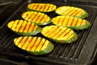Broodje Thaise kip en gegrilde groente 14