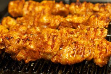 Broodje Thaise kip en gegrilde groente 22