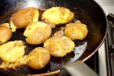 Platgeslagen aardappel 18