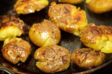 Platgeslagen aardappel 19