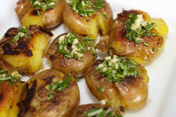 Platgeslagen aardappel 21
