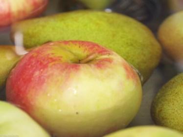 Appels schoonmaken (7 van 7)