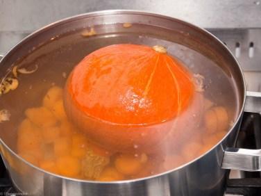 Ovenschotel met pompoen en wortel-11