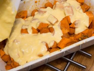 Ovenschotel met pompoen en wortel-41