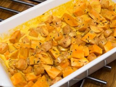 Ovenschotel met pompoen en wortel-42