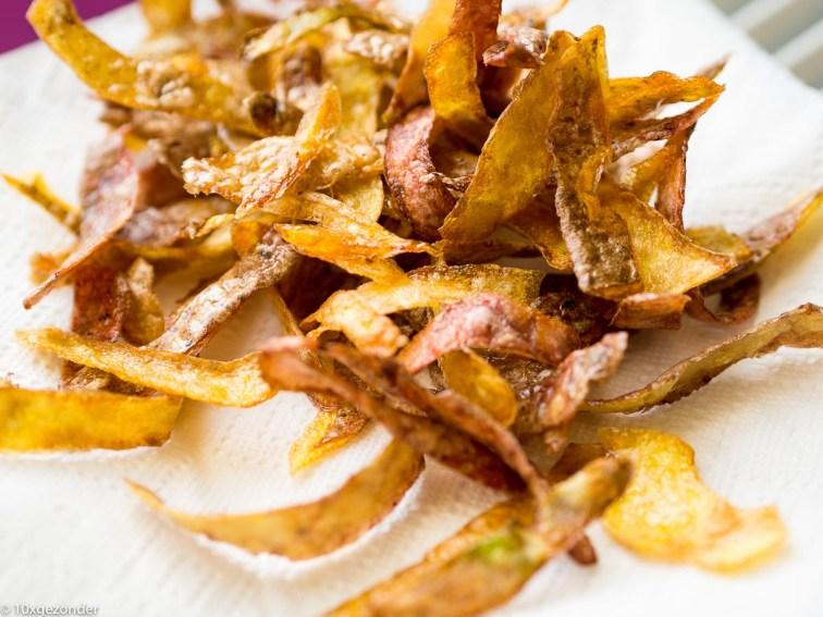 Wilde aardappels met een knapperig schilletje-16