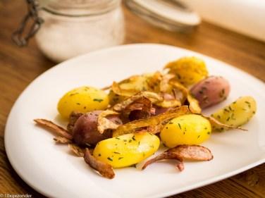 Wilde aardappels met een knapperig schilletje-18