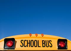 School bus by Johnny Blood