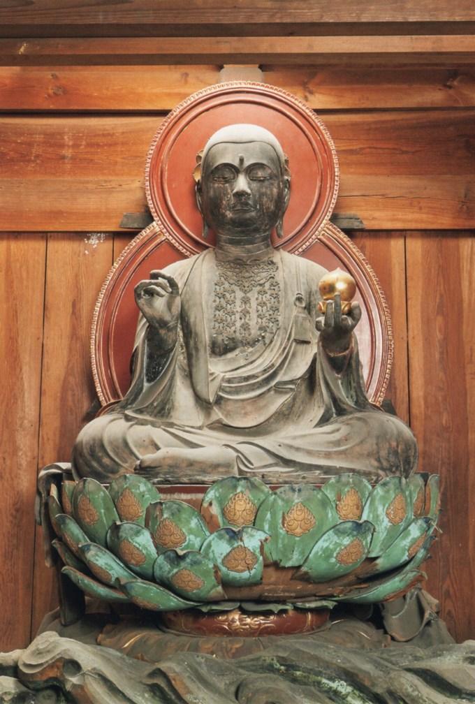 安祥寺地蔵菩薩坐像