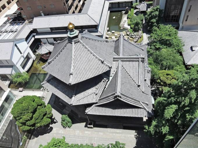 六角堂本堂