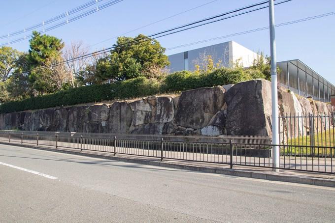 方広寺の石垣
