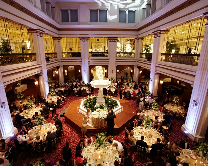 one eleven events catering – The Walnut Room