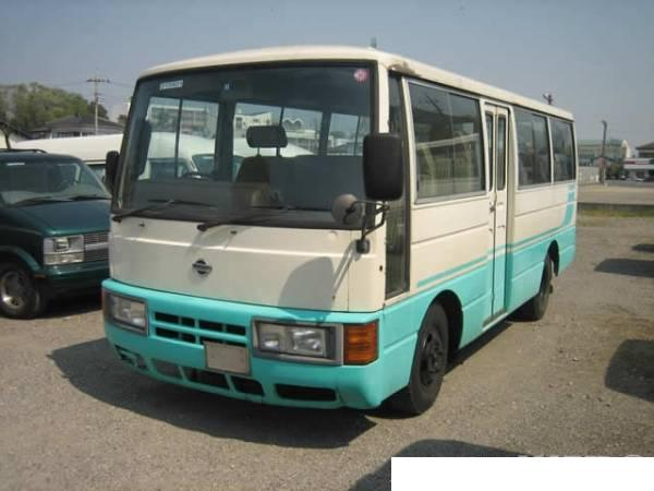 1997 nissan civilian 150k 26