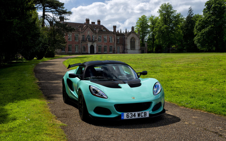 Lotus Elise Cup 250 v2