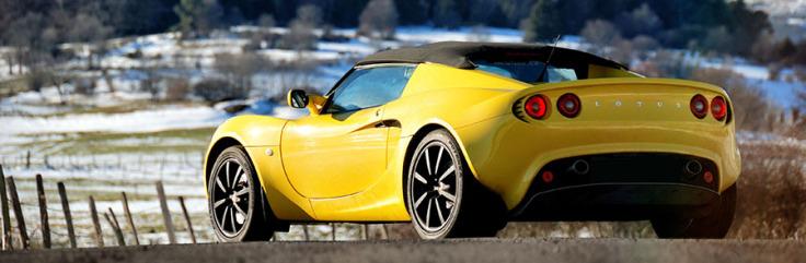 Gamme Lotus Elise