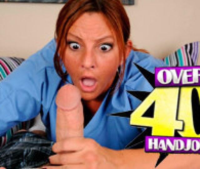 Over  Handjobs