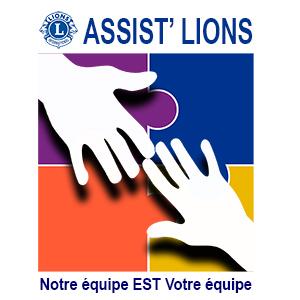 assist lions
