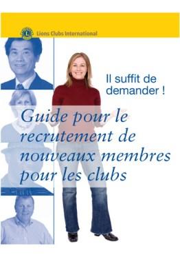 guide recrutement nouveau membre