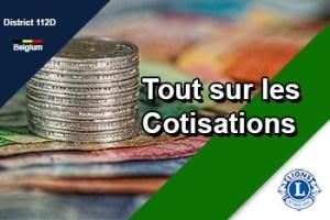 cotisations 350