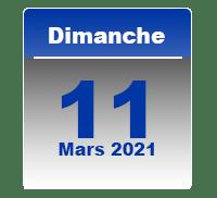 11 avril 2021